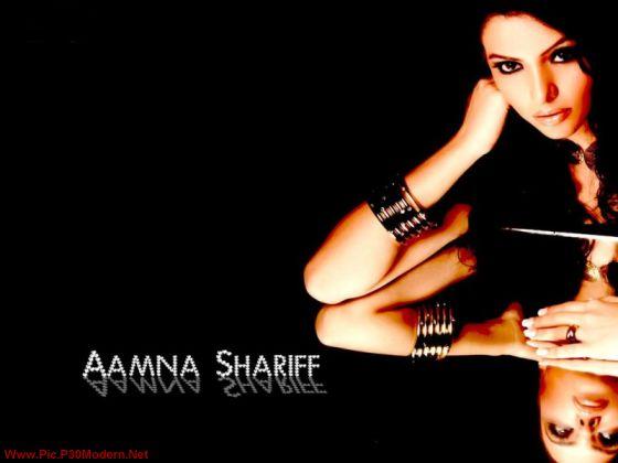 عکس آمنا شریف - Aamna Sharif