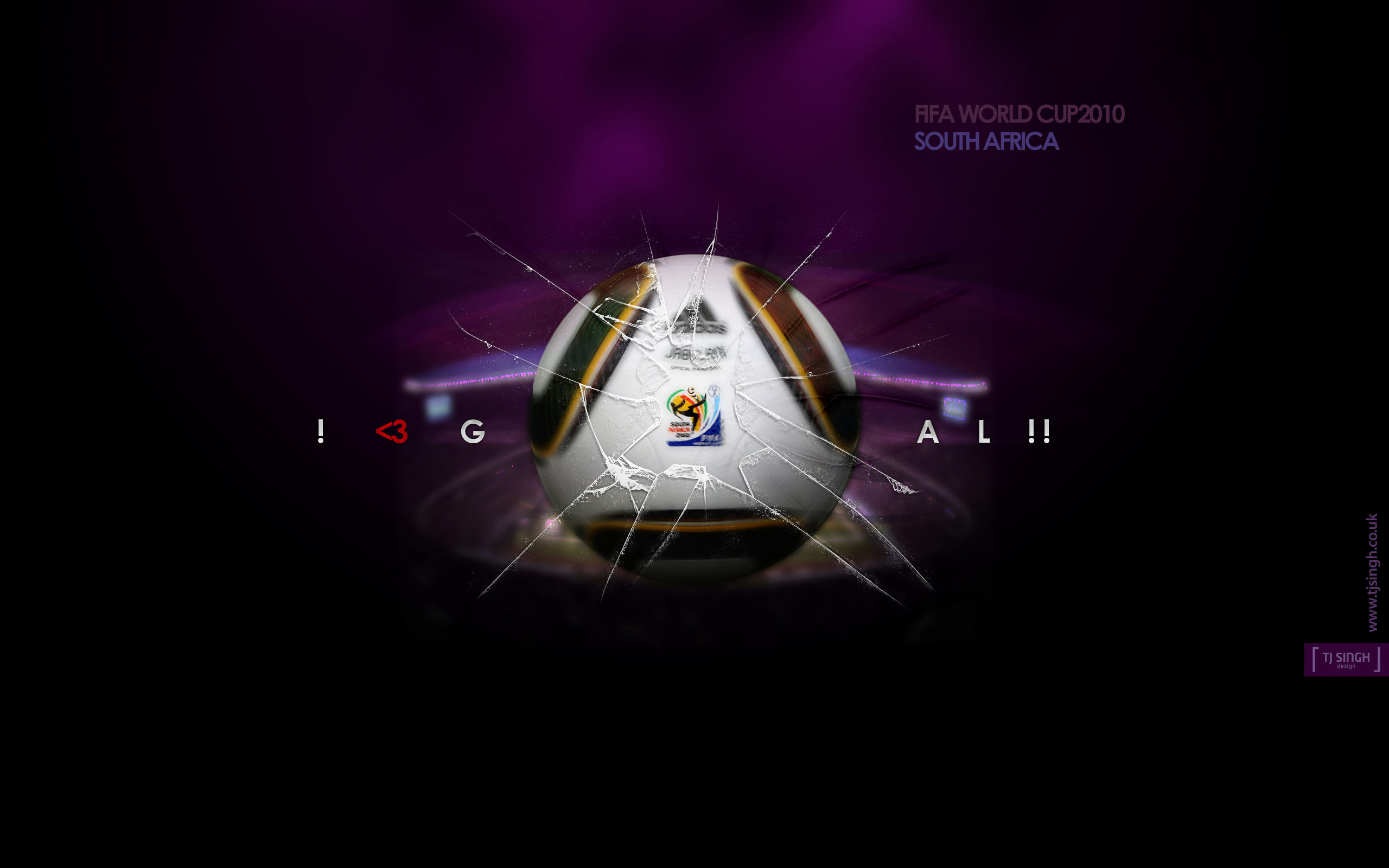 عکس توپ فوتبال جام جهانی 2010 - www.p30modern.net
